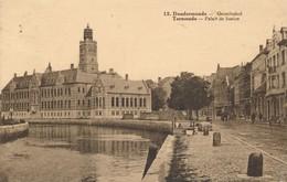 CPA - Belgique - Dendermonde - Termonde - Palais De Justice - Dendermonde