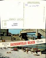 600825,Fun In The Sun Jacksonville Beach Florida USA - Vereinigte Staaten