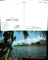 600824,Hotel Row And Indian Creek Miami Beach Florida USA - Vereinigte Staaten