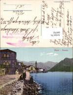 600762,Perast Perasto Kotor Cattaro Feldpost K. U. K. Luftschifferabteilung Fliegerko - Kroatien