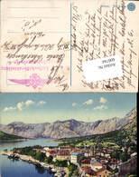 600744,Kotor Cattaro Feldpost K. U. K. Luftschifferabteilung Fliegerkompagnie - Kroatien