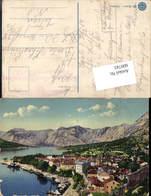 600743,Kotor Cattaro Feldpost K. U. K. Luftschifferabteilung Fliegerkompagnie - Kroatien