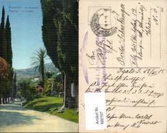600707,Dubrovnik Ragusa Cannossa Feldpost K. U. K. Luftschifferabteilung Fliegerkompa - Kroatien