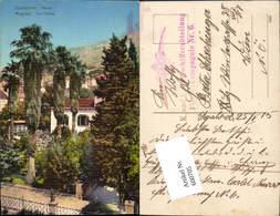 600705,Dubrovnik Ragusa Paome Las Palmas Feldpost K. U. K. Luftschifferabteilung Flie - Kroatien