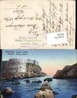 600704,Dubrovnik Ragusa Festung Bokar Feldpost K. U. K. Luftschifferabteilung Flieger - Kroatien