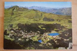 Arosa Gesamtansicht Mit Weisshorngipfel - GR Graubünden