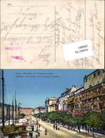 600681,Split Spalato Stara Obala Feldpost K. U. K. Luftschifferabteilung Fliegerkompa - Kroatien