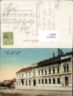 600657,Brod Brod N. Savi Posta Post Slavonski Brod Croatia - Kroatien