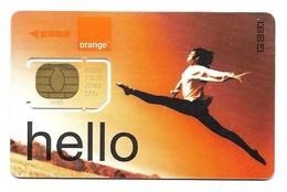 Carte Gsm Sim Hello Orange - France