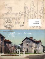 600631,Sarajevo Landesspital Feldpost K. U. K. Milit. Post Pazaric - Kroatien