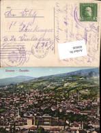 Sarajevo Feldpost K. U. K. Milit. Post 1 + Landwehrinfanterieregiment Gravosa 37 - Kroatien