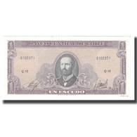 Billet, Chile, 1 Escudo, Undated (1964), KM:136, SPL - Chili