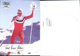 600573,Sportler Trond Einar Elden Norges Skiforbund Ski Schi Wintersport Sport - Sportler