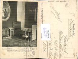 600558,Wien Schloss Schönbrunn Schlaf Sterbezimmer Kaiser Franz Josef 1 Adel Monarchi - Königshäuser