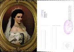 600556,Wien Hofburg Gemälde V. Raab Kaiserin Elisabeth Sisi Adel Monarchie - Königshäuser