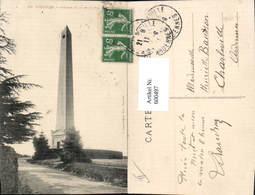 600497,Toulouse Colonne Du 10 Avril 1814 Obelisk Monument - Monuments