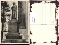 600484,Foto Ak Zürich Zwingli-Denkmal Statue - Denkmäler