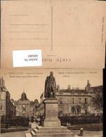 600483,Versailles Statue Du General Hoche Statue And Notre-Dame - Denkmäler