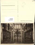 600465,Dordrecht Koorhek I. D. Groote Kerk Kirche Innen Gitter - Kirchen U. Kathedralen