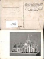 600464,Der Dom Zu Mailand Modell - Kirchen U. Kathedralen