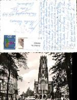 600462,Foto Ak Köln A. Rhein St Agnes Kirche VW Käfer Auto - Kirchen U. Kathedralen