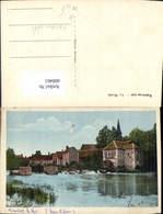 600461,Wassermühle Nogent-sur-Loir Le Moulin France - Wassermühlen