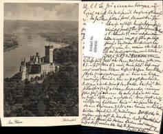 600450,Stolzenfels Burg Schloss Am Rhein - Schlösser
