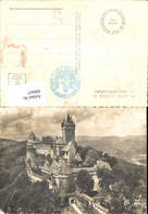 600437,En Avion Au-Dessus De Haut-Koenigsbourg Burg France - Schlösser