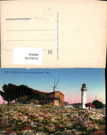 600434,Leuchtturm Antibes Le Phare Et Le Semaphore - Leuchttürme