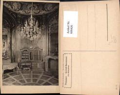 600426,Bibliothek Potsdam Schloss Sanssouci Luster Interieur - Bibliotheken