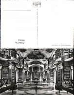 600413,Foto Ak Bibliothek Stiftsbibliothek St Gallen - Bibliotheken