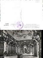 600412,Foto Ak Bibliothek Benediktinerstift Stift Melk Globus - Bibliotheken