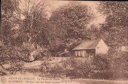 Kluisberg Mont-de-L'Enclus Het Huis Van Den Bosch-wachter La Maison Du Garde - Kluisbergen