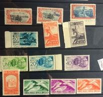 MEXICO 1940 Express Various Mint - Entrega Immediata - Mexiko