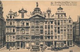 CPA - Belgique - Brussels - Bruxelles - Grand'Place - Places, Squares