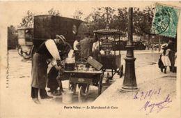 CPA PARIS Vecu. Le Marchand De Coco (575052) - France