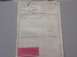 Genève Société Schmid Tresses De Pailles Matières Premières Chapeaux Exotiques 1929 - Suisse