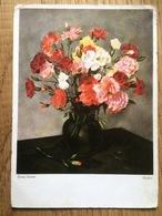 Franz Aumer 'Nelken' Wiechmann Bildkarten Nr. 9208 Als Feldpost 1940 WW II, Johanniter-Lazarett Krankenhaus Stempel - Illustratoren & Fotografen