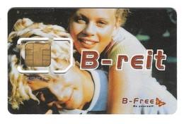 Autriche Carte Gsm Sim Mobilkom  B-Free - Autriche