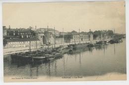 COGNAC - Le Port - Cognac