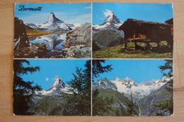 Zermatt Mehrbild - Schweiz