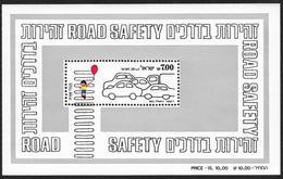 Israele/Israël/Israel: Sicurezza Stradale, Road Safety, Sécurité Routière - Incidenti E Sicurezza Stradale