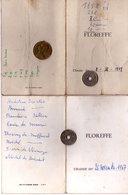 Petite Carte Battue Et Chasse De Floreffe - Documentos Antiguos