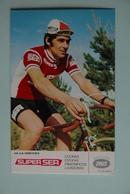 CYCLISME: JOSE LUIS URIBEZUBIA - Cyclisme