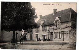 INGRANDES PLACE DU MARCHE ANIMEE - France