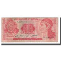 Billet, Honduras, 1 Lempira, 1984, 1984-10-18, KM:68b, TB - Honduras