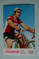 CYCLISME: SANTIAGO LAZCANO - Cyclisme