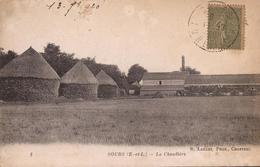 8 SOURS LA CHAUDIERE - France