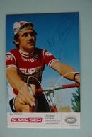 CYCLISME: EDDY PEELMAN - Cyclisme