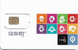 Greece - Q Telecom - Q White (with Black Box #2) GSM SIM Mint - Greece
